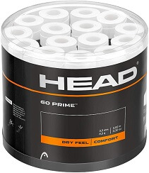 Overgrip Head Prime Blanco Pack 60 overgrips